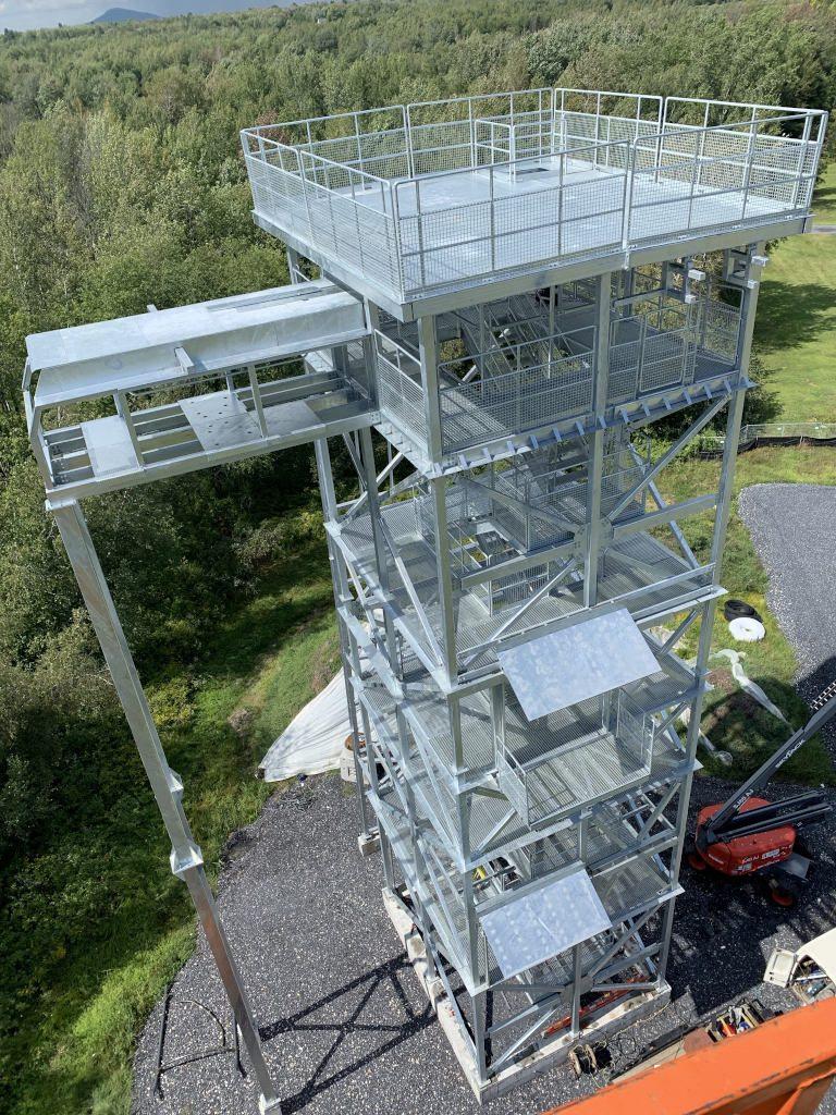 Tour entrainement armée - Training Tower